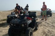 Maio escursione in Quad