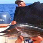 Pesca al pesce Vela Big Game Maio