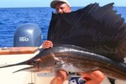 Pesca al pesce Vela Big Game Maio
