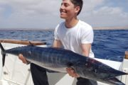 Pesca al wahoo Big Game Maio