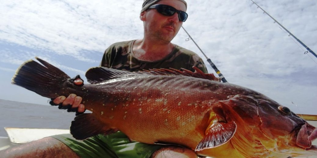 Pesca alla cernia Big Game Maio