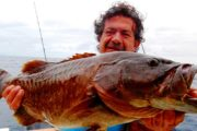 Pesca dalla barca Big Game Maio