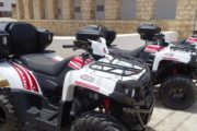 Quad escursioni Big Game Maio