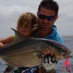 Thiago e Matia a Pesca Big Game Maio