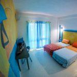 Vista camera Hotel Big Game Maio