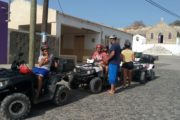partenza in quad Maio