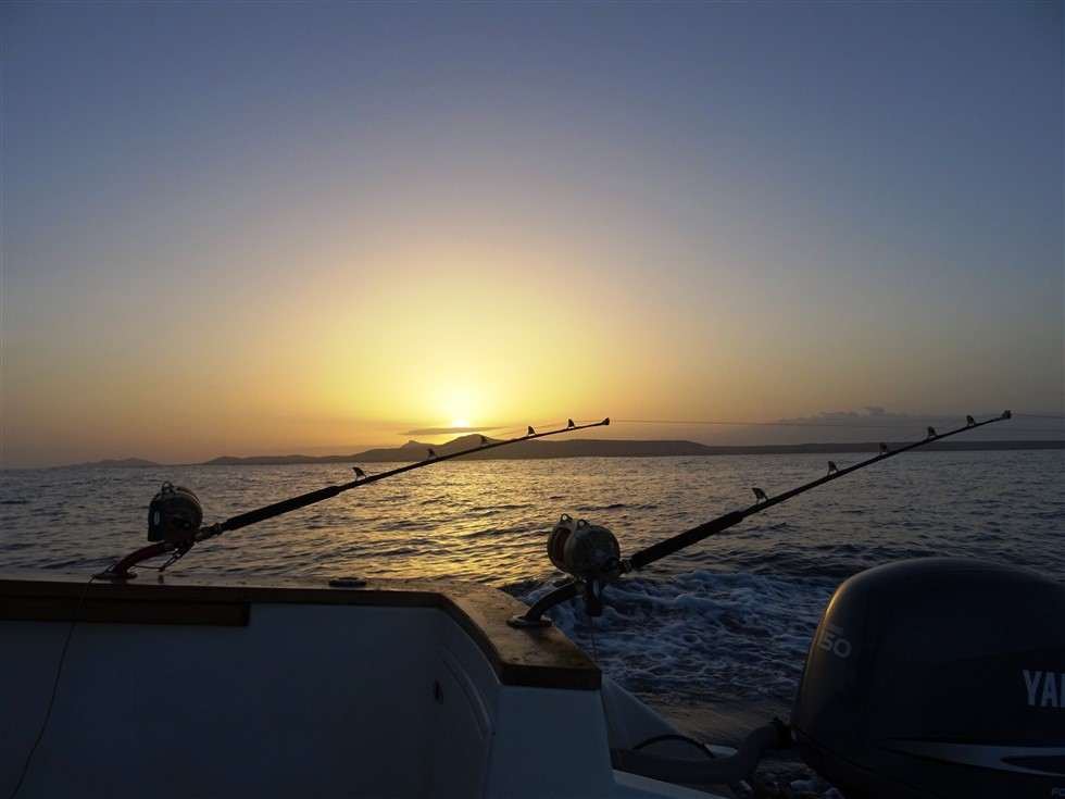 La Pesca a Capo Verde