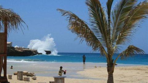 Clima a Capo Verde