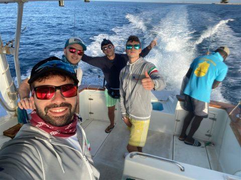 Pesca a Capo Verde col Big Game Maio